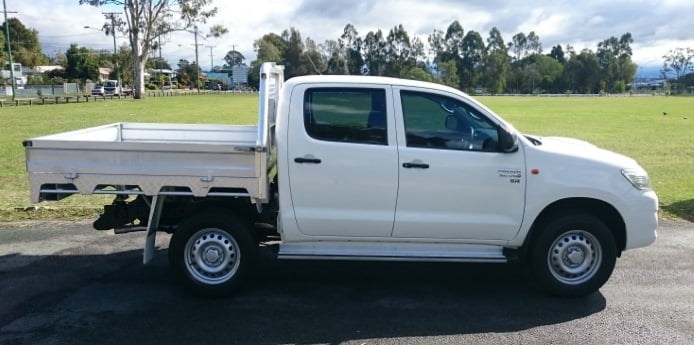 image car 4wd roadworthy brisbane